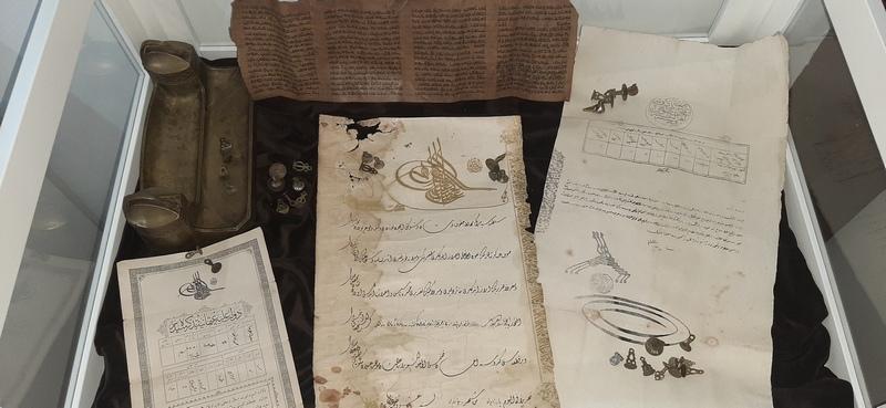 Orijentalni rukopisi, Muzej Ras, Novi Pazar