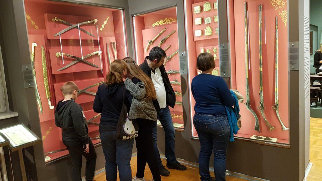Otvaranje izložbe u Narodnom muzeju u Kruševcu