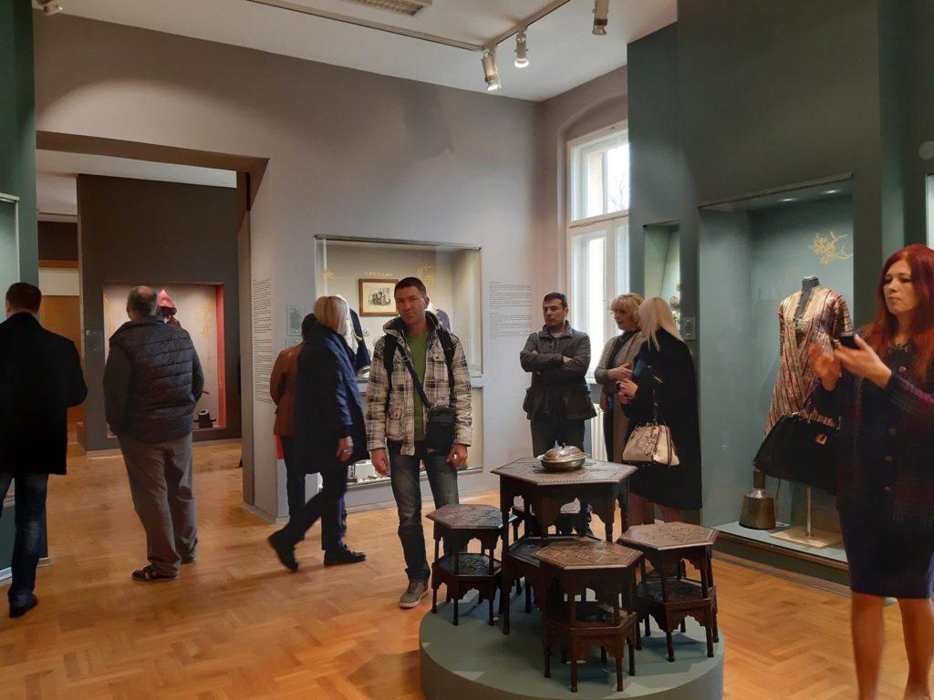 Narodni muzej Kruševac, otvaranje izložbe