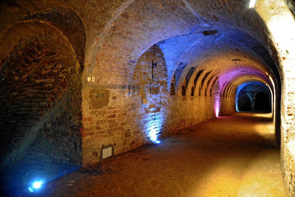 Podzemne vojne galerije, Muzej grada Novog Sada