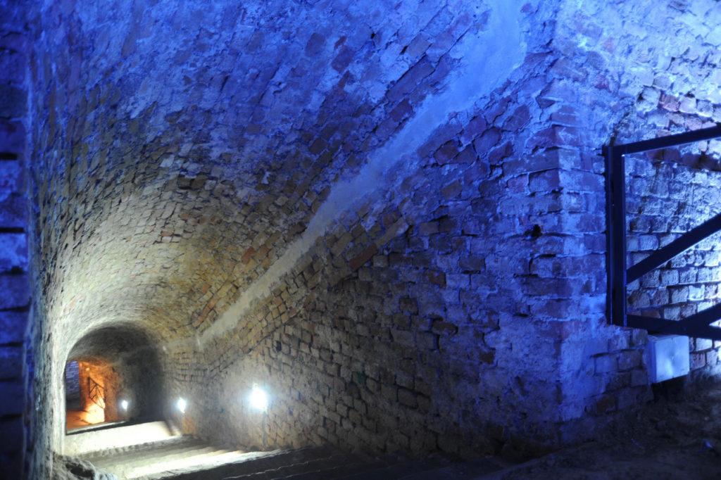 Podzemne vojne galerije u Novom Sadu