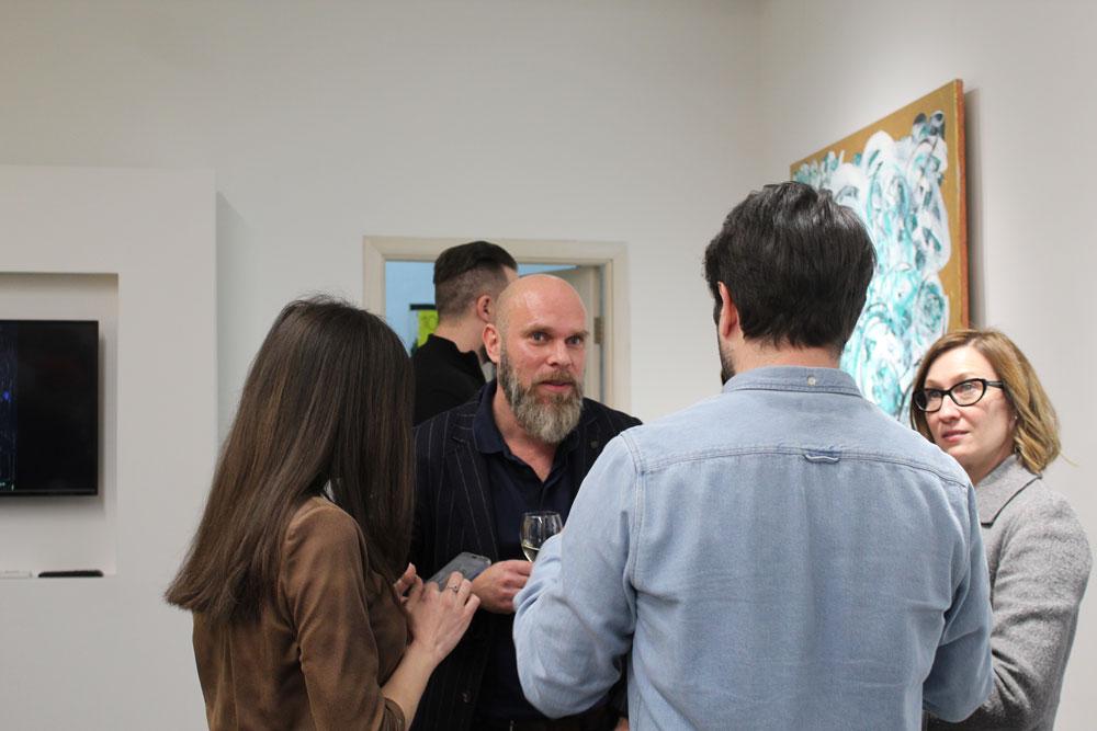 Posetioci Galerije savremene umetnosti, Narodni muzej u Smederevskoj Palanci