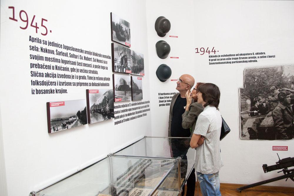 Posetioci, Narodni muzej Kikinda