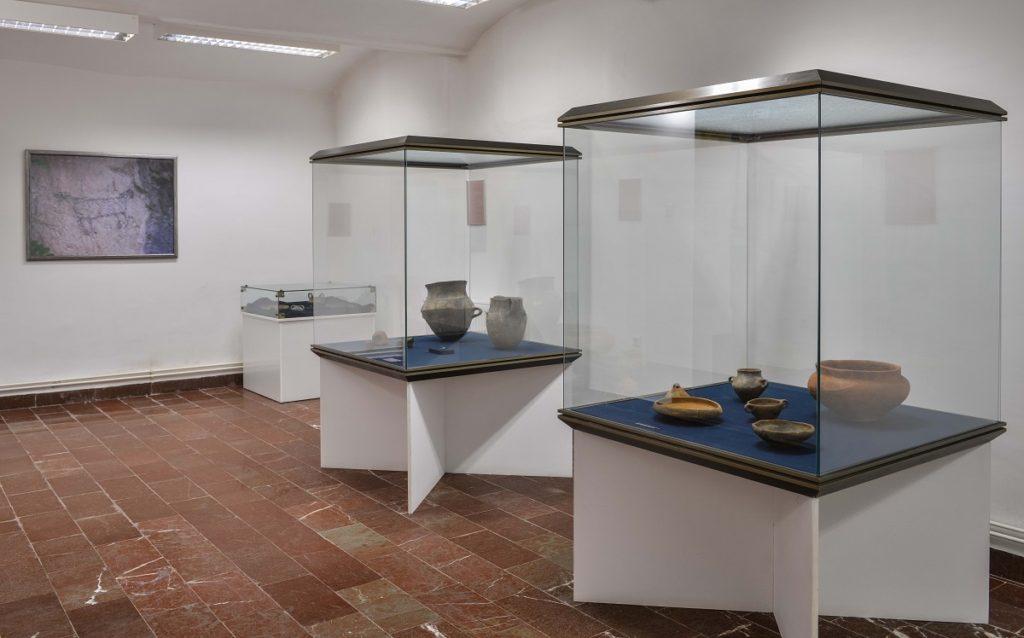 Praistorija- arheološka postavka,  Zavičajni muzej Knjaževac