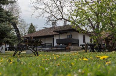 Rančićeva kuća - Centar za kulturu Grocka