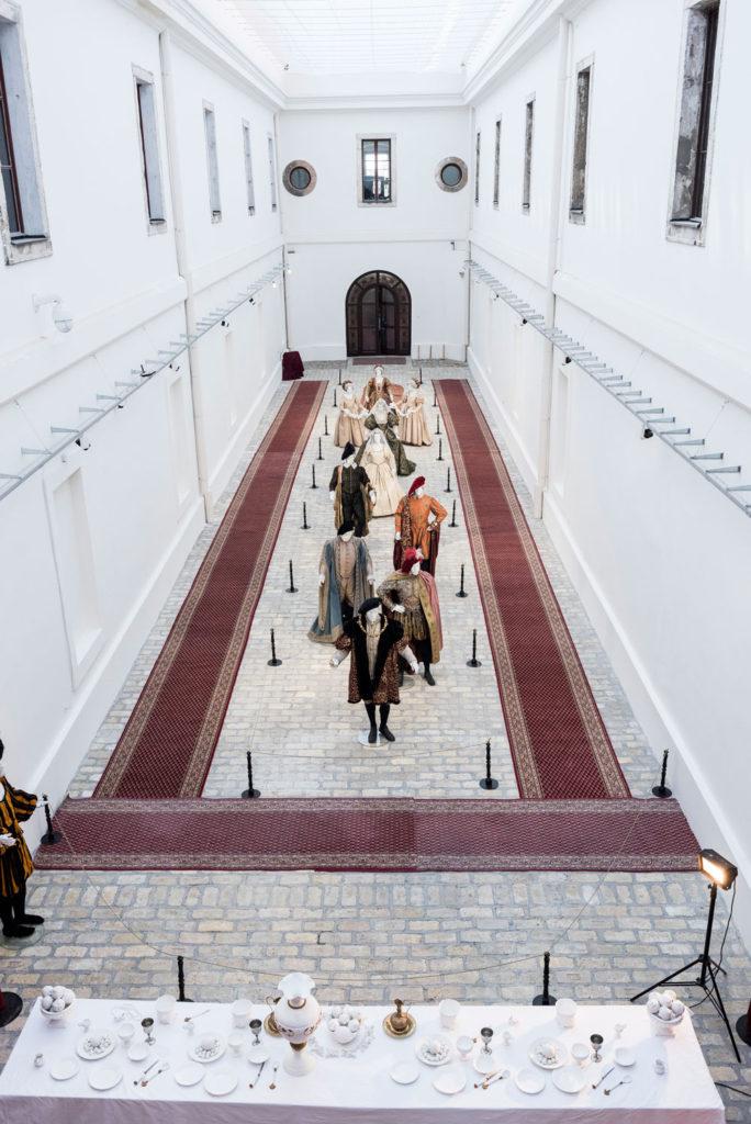 """""""Sjaj renesanse"""", izložba,  Muzej grada Novog Sada"""