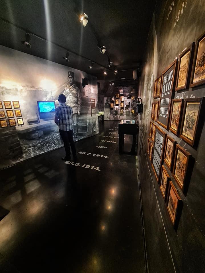 Stalna muzejska postavka, Centar za kulturu obrazovanje i informisanje Gradac