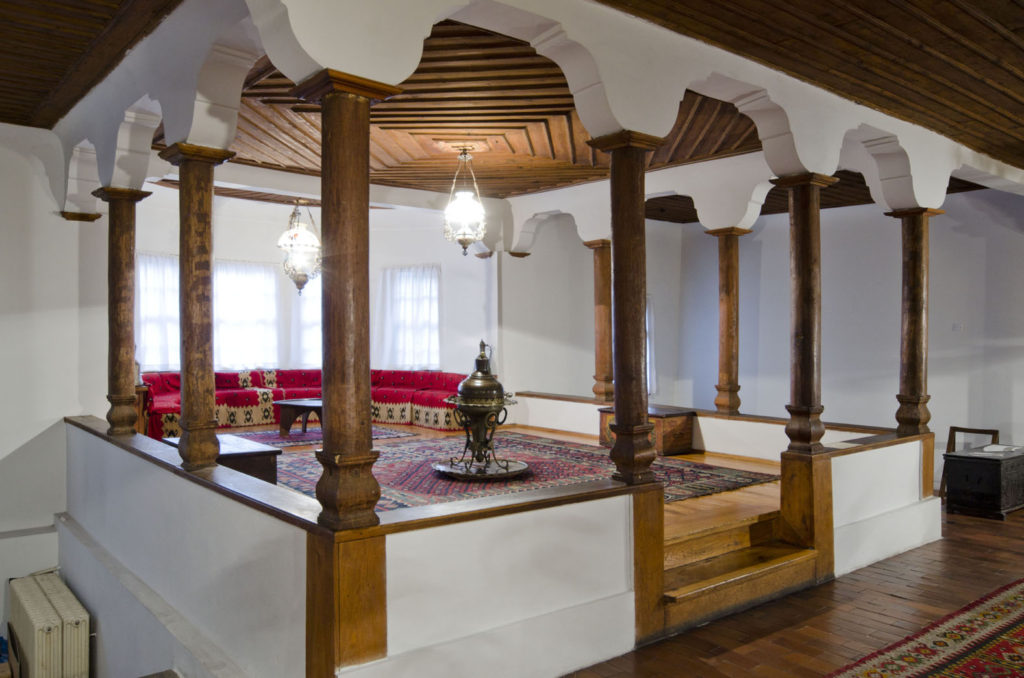 Postavka u Konaku kneginje Ljubice kao deo Muzeja grada Beograda