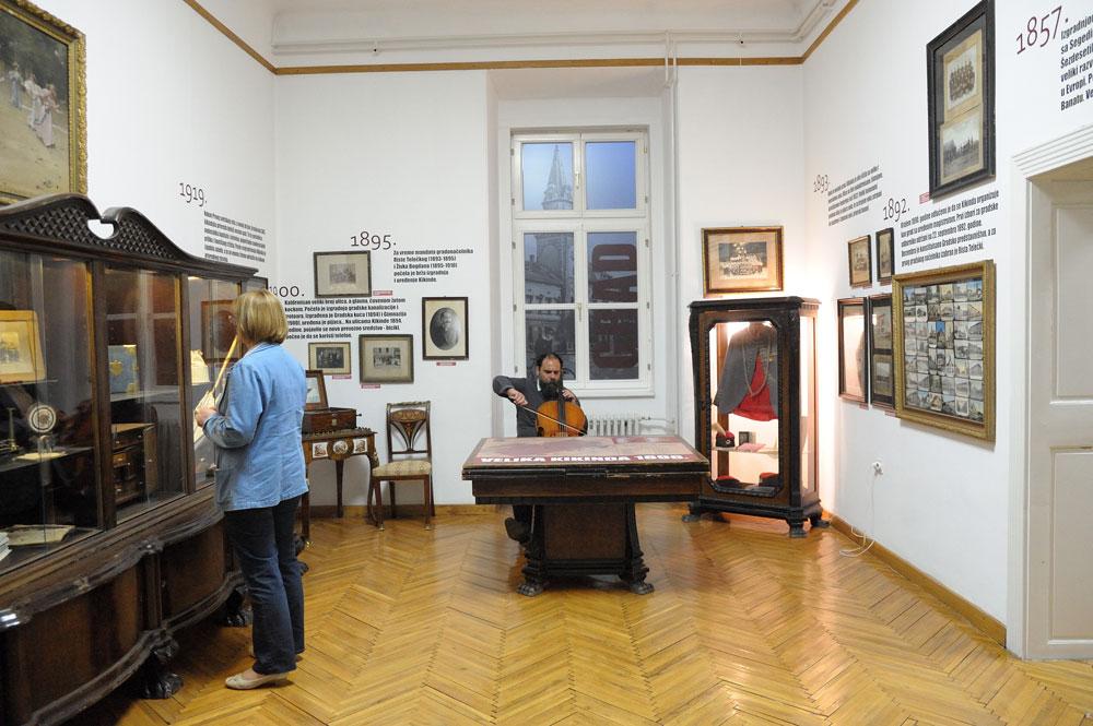 Stalna postavka,  Narodni muzej Kikinda