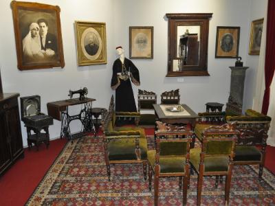 Stalna postavka koja se može videti u Narodnom muzeju Toplice
