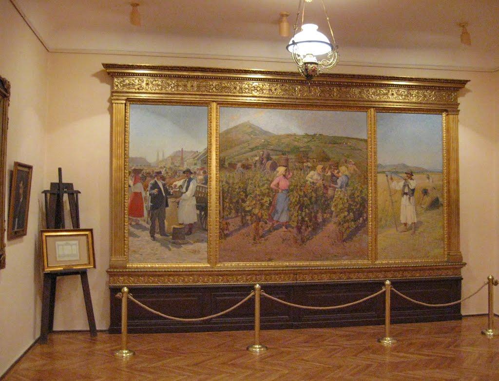 """""""Vršački triptihon"""" -Gradski muzej Vršac"""
