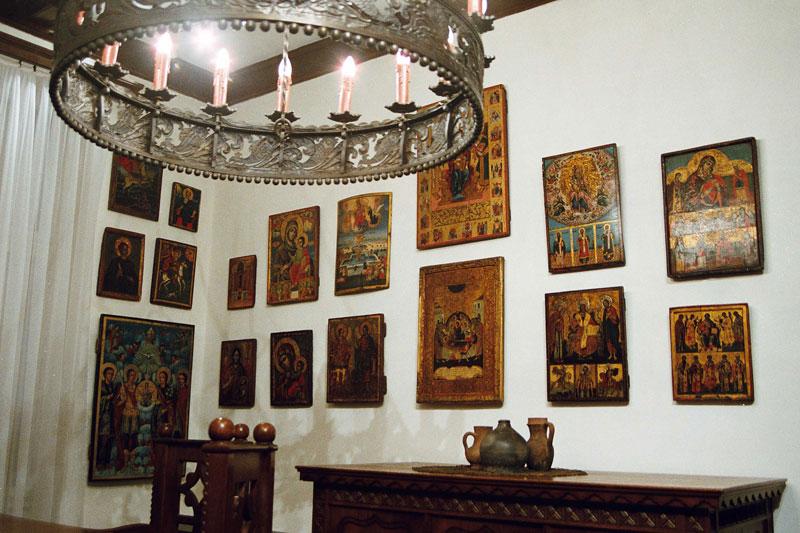Stalna postavka Zbirke ikona Sekulić, Muzej grada Beograda