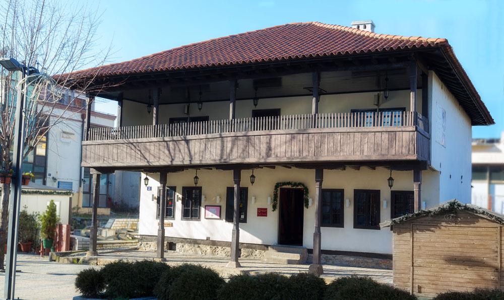 Zgrada u kojoj se nalazi Narodni muzej Kruševac
