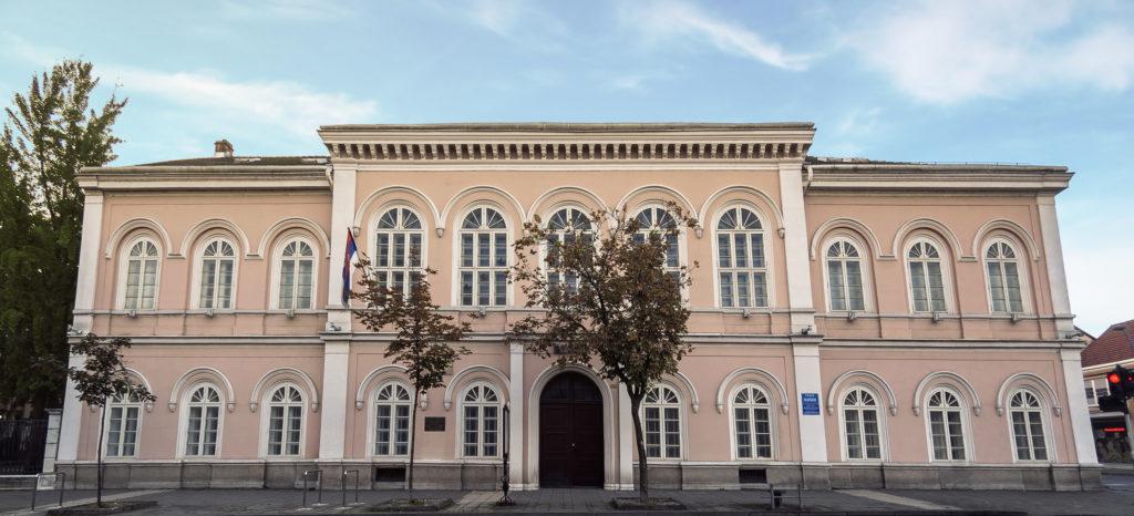 Masarikova 13 - Narodni muzej Šabac