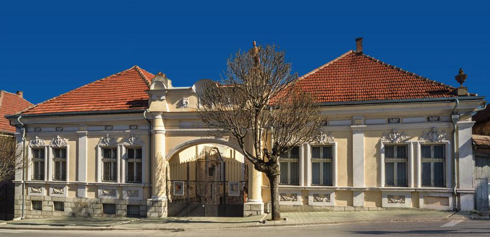 Zgrada  Zavičajnog muzeja Knjaževac
