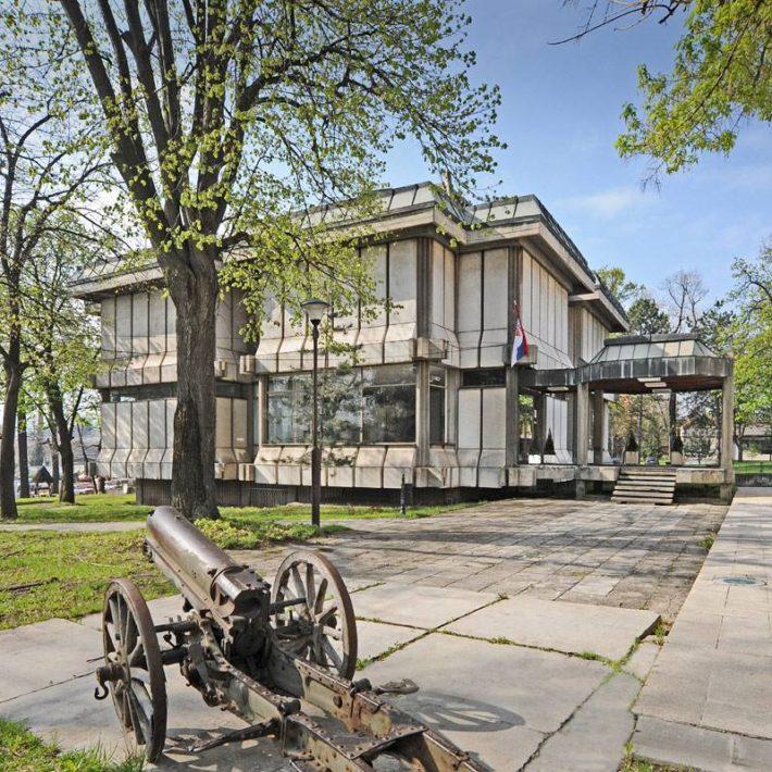 Narodni muzej Kragujevac, Umetnička galerija