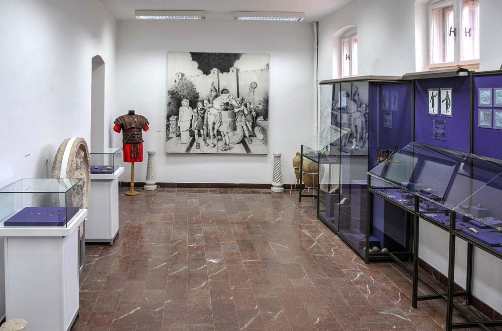 """Arheološka postavka, Zavičajni muzej Knjaževac, Manifestacija """"Muzeji za 10"""" 2021. godine"""