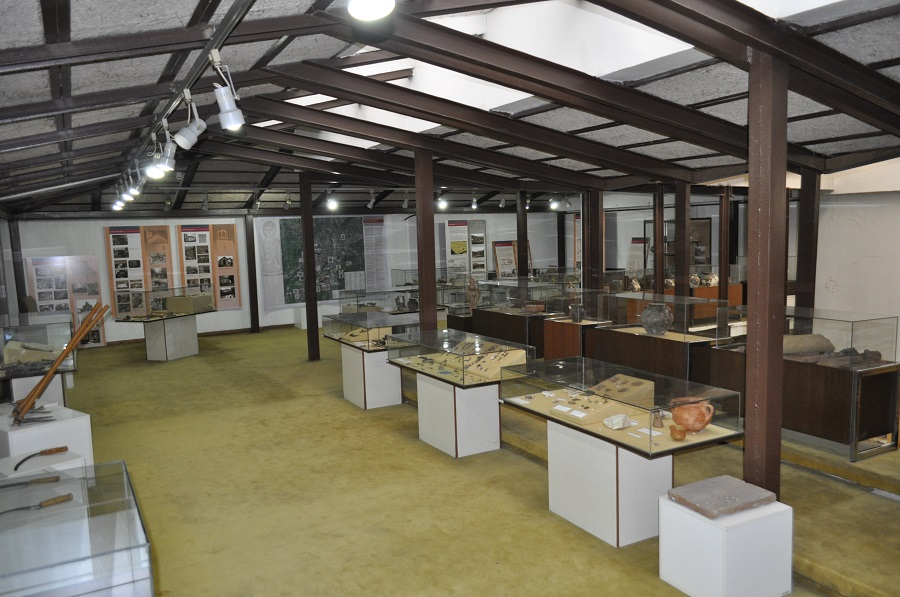 """Arheologija - stalna postavka, Narodni muzej Toplice, Manifestacija """"Muzeji za 10"""", 2021. godine"""