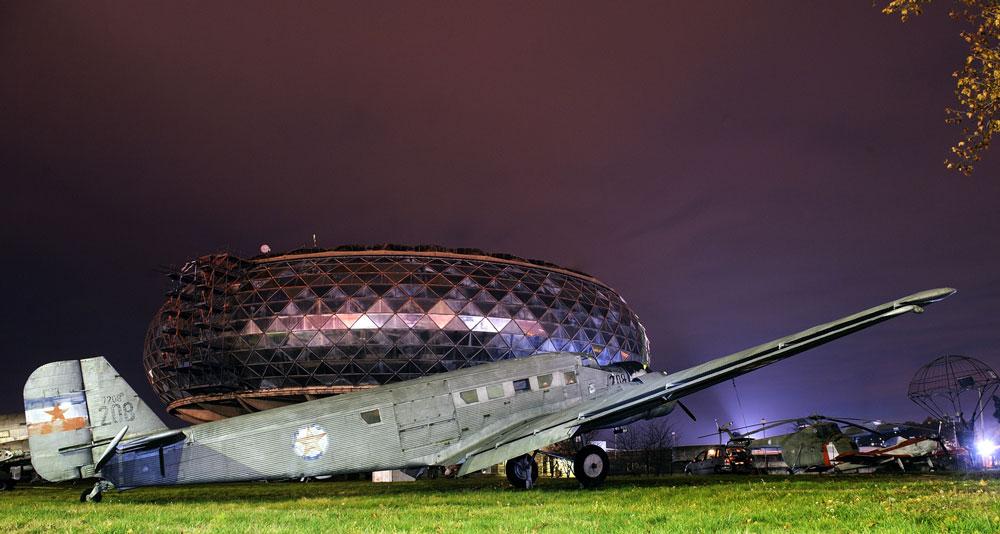 "Avion, Muzej vazduhoplovstva, Manifestacija ""Muzeji za 10"" 2021.godine"