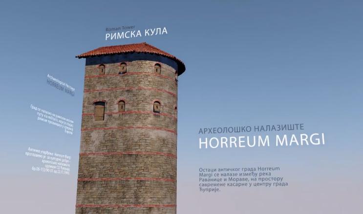 Digitalizacija Muzeja Hureum Margi - Ravno u Ćupriji