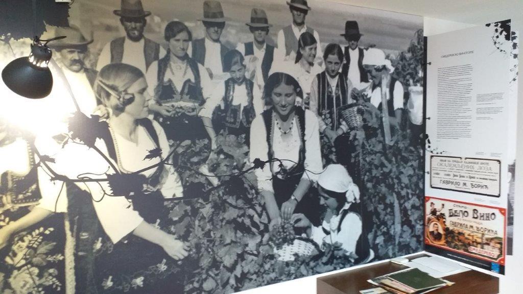 Eksponat na 2. spratu Muzeja u Smederevu