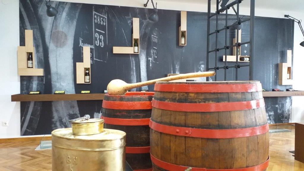 Izložbe eksponata na 2. spratu Muzeja u Smederevu