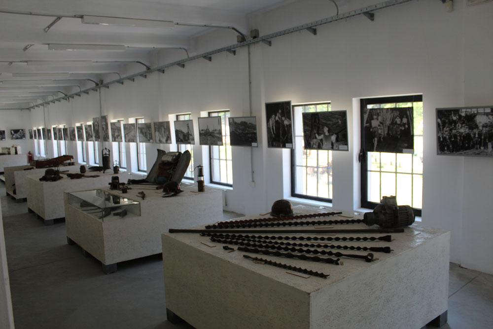 Senjski Rudnik, Galerija Muzeja Ugljarstva