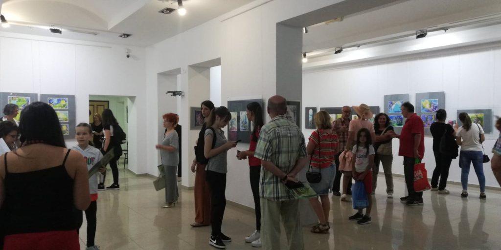 Galerija savremene umetnosti, Narodni muzej Požarevac