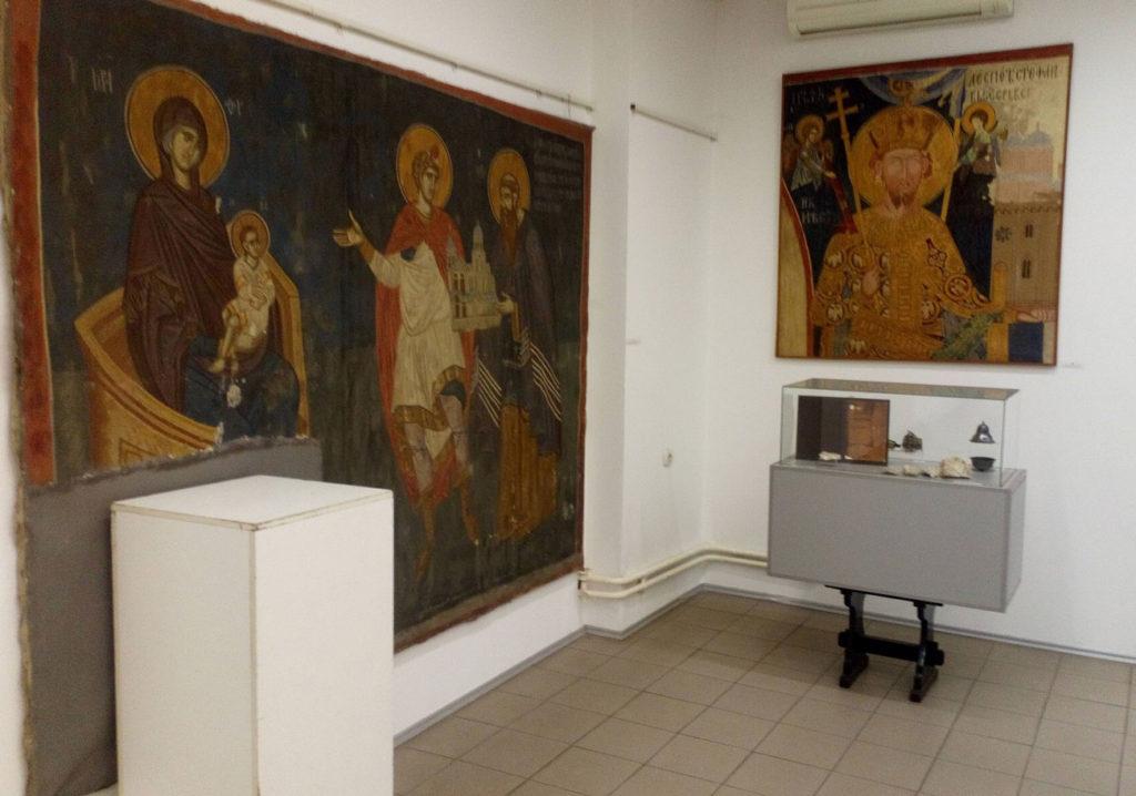 Freske Zavičajnog muzeja u Jagodini 2021.