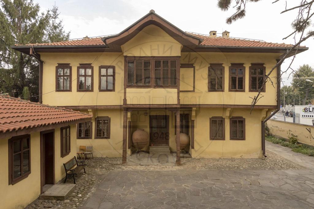Gradska kuća, Narodni muzej Leskovac 2021