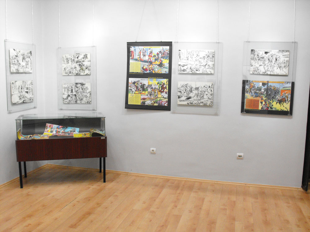 Ilustracije iz Politikinog zabavnika, Zavičajni muzej Petrovac na Mlavi, Manifestacija Muzeji za 10, 2021. godine