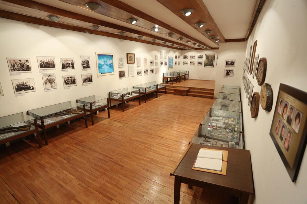 Istorija namenske proizvodnje u Užicu od 1928. godine, Narodni muzej Užice, Manifestacija Muzeji za 10 2021,. godine