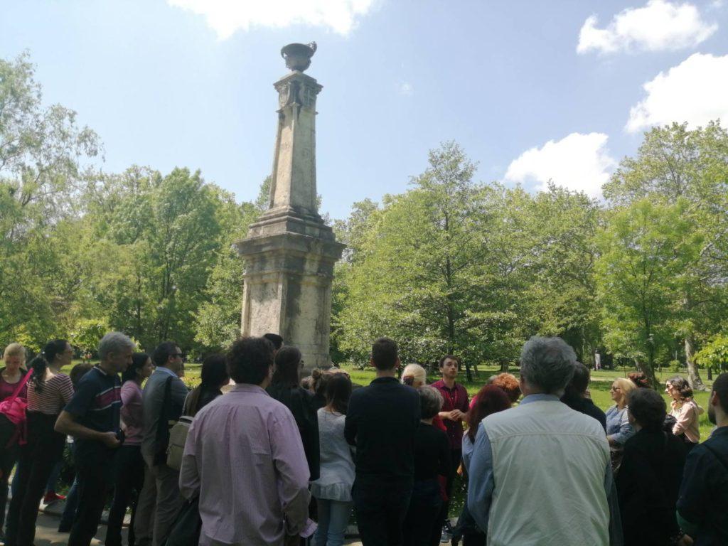 Vođenje kroz istorijat i znamenitosti Topčidera