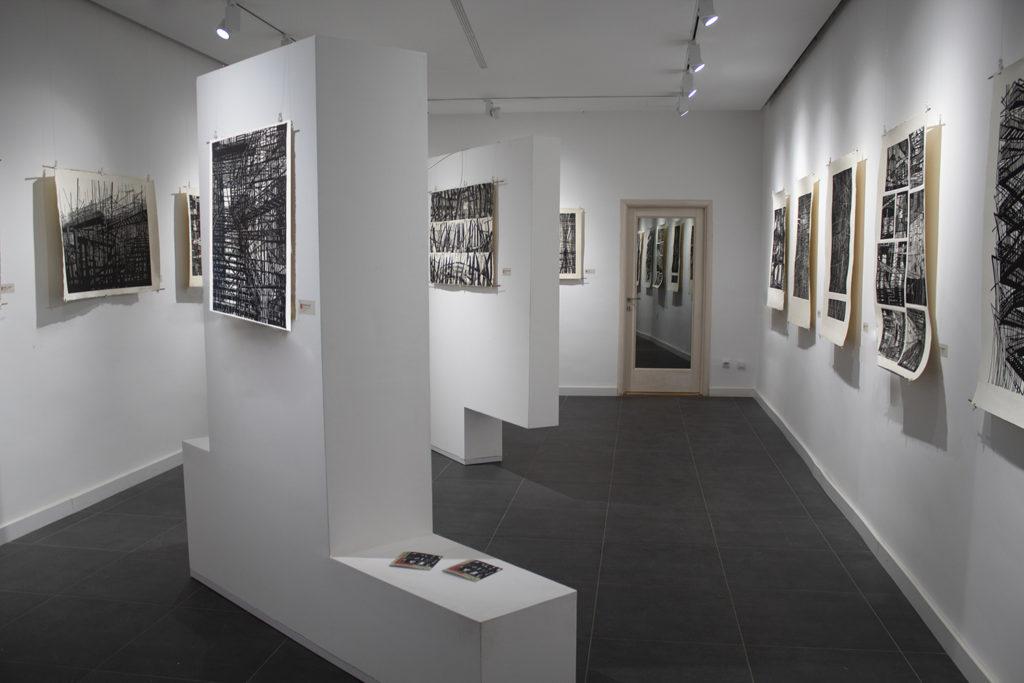 Izložba slika Dijane Morales Galisije, Narodni muzej u Smederevskoj Palanci