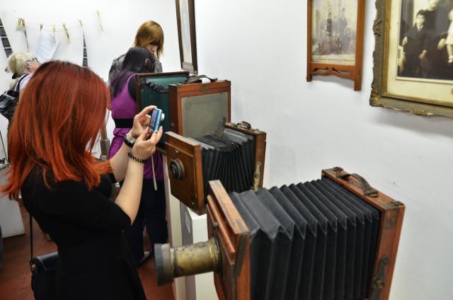 Izložba starih foto-aparata, Muzej Ponišavlja
