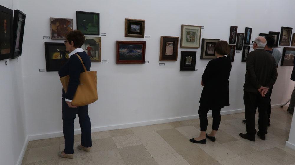 Izložba - Svet Prašine, Moderna galerija Valjevo