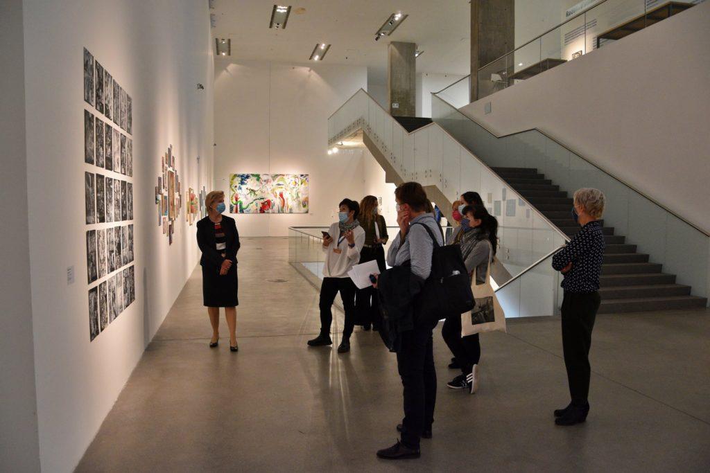 Izložba u Muzeju suvremene umjetnosti, Zagreb, SULIJ, Manifestacija 2021. godine