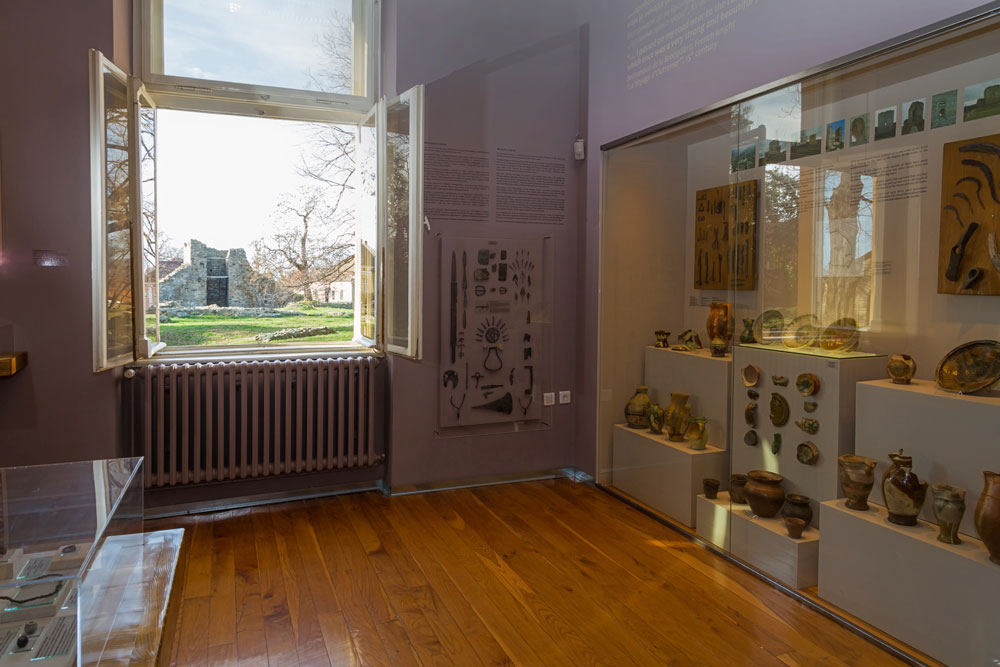 """Izložbena postavka, Narodni muzej Kruševac,  Manifestacija """"Muzeji za 10"""" 2021. godine"""