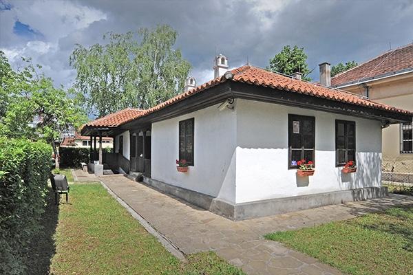 Kuća Prote Miloja Barjaktarovića