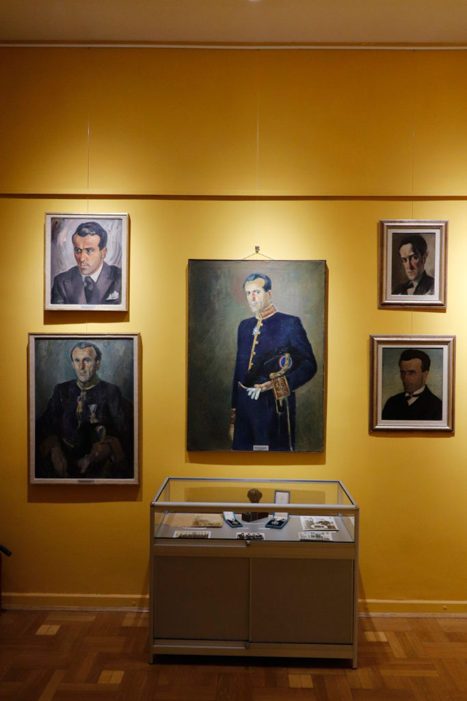 Legat Miodraga Markovića, Narodni muzej Požarevac