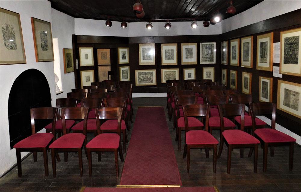 Legat Miodraga Nagornog, Stalna postavka, Zavičajni muzej Vlasotince, Manifestacija 2021. godine - Muzeji za 10