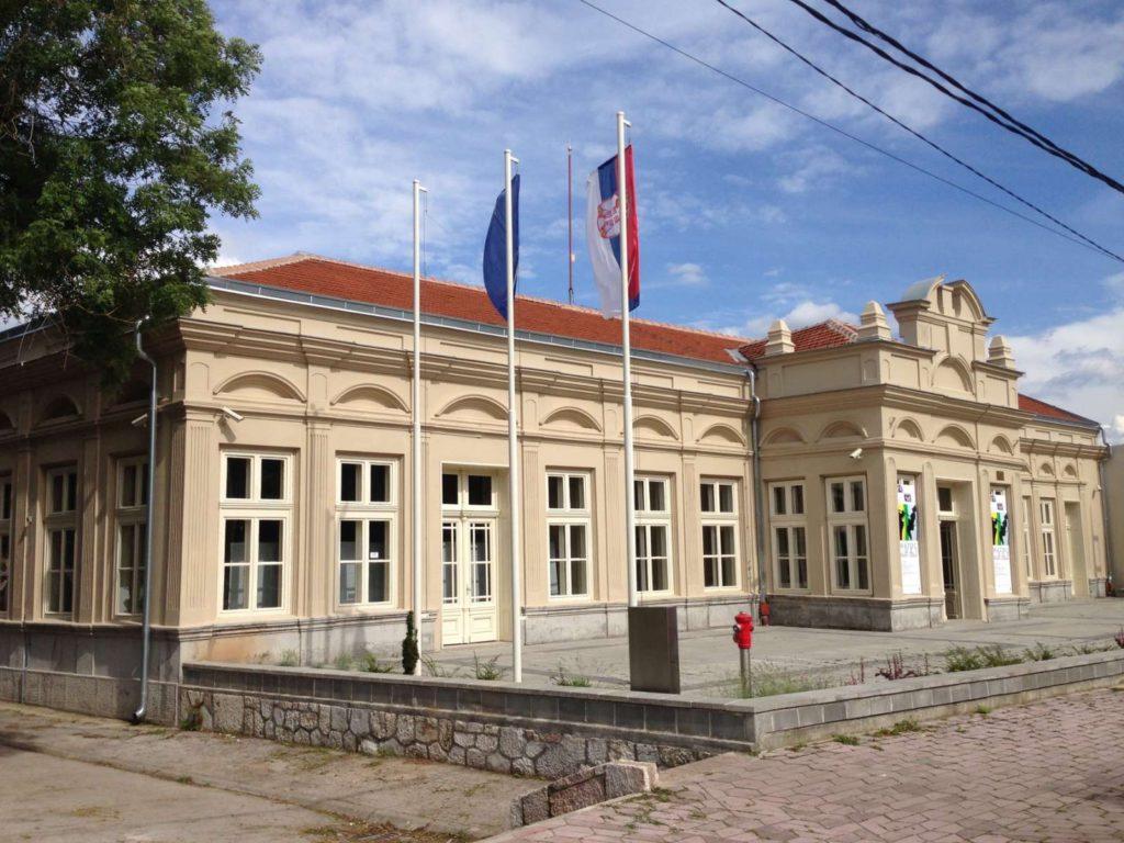 Oficirski dom, Galerija savremene likovne umetnosti Niš, Manifestacija Muzeji za 10
