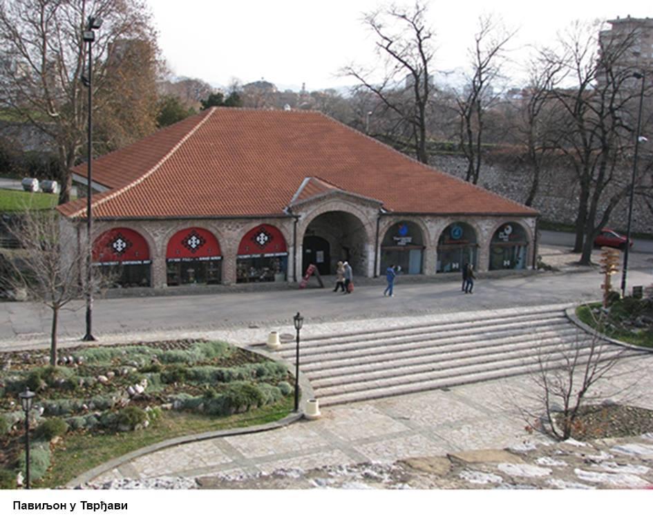 Paviljon u Tvrđavi, Galerija savremene likovne umetnosti Niš, Manifestacija Muzeji za 10
