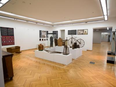 Gradski muzej Vršac, Stalna postavka Banatski kolaž, Manifestacija Muzeji za 10, 2021.