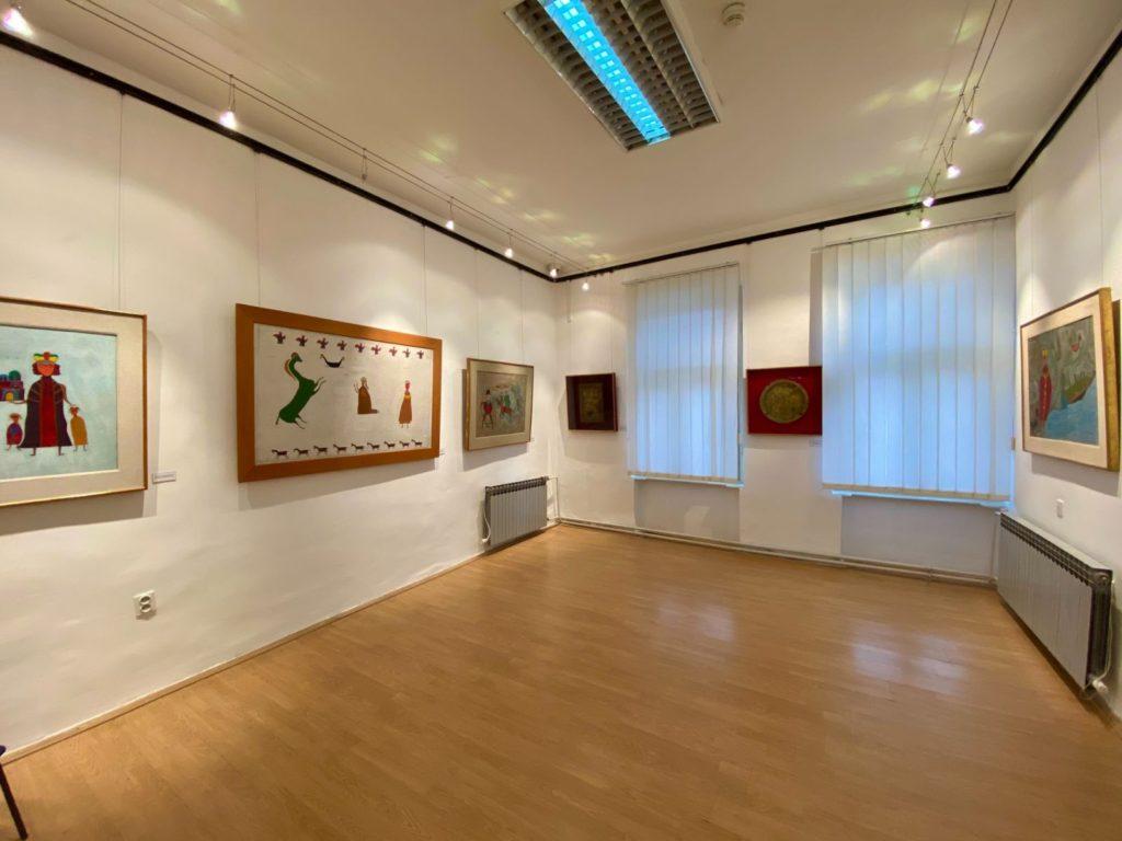 "Prostor Muzeja naivne umetnosti ""Ilijanum"" - Manifestacija ""Muzeji za 10"""