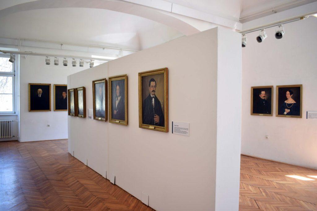 """Izložba """"Sugrađani"""" u Narodnom muzeju Kikinda - Manifestacija """"Muzeji za 10"""""""