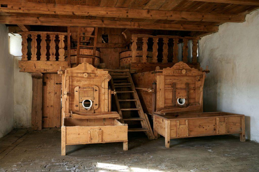 Suvača, mlinski mehanizam - Narodni muzej Kikinda, Muzeji za 10