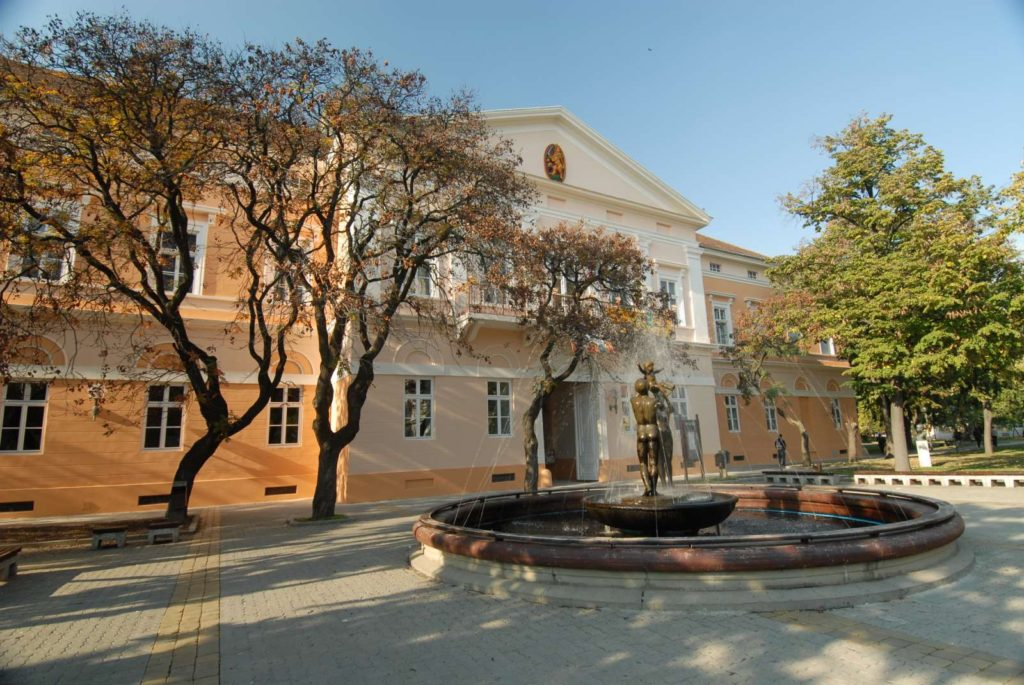 Zgrada Narodnog muzeja Kikinda