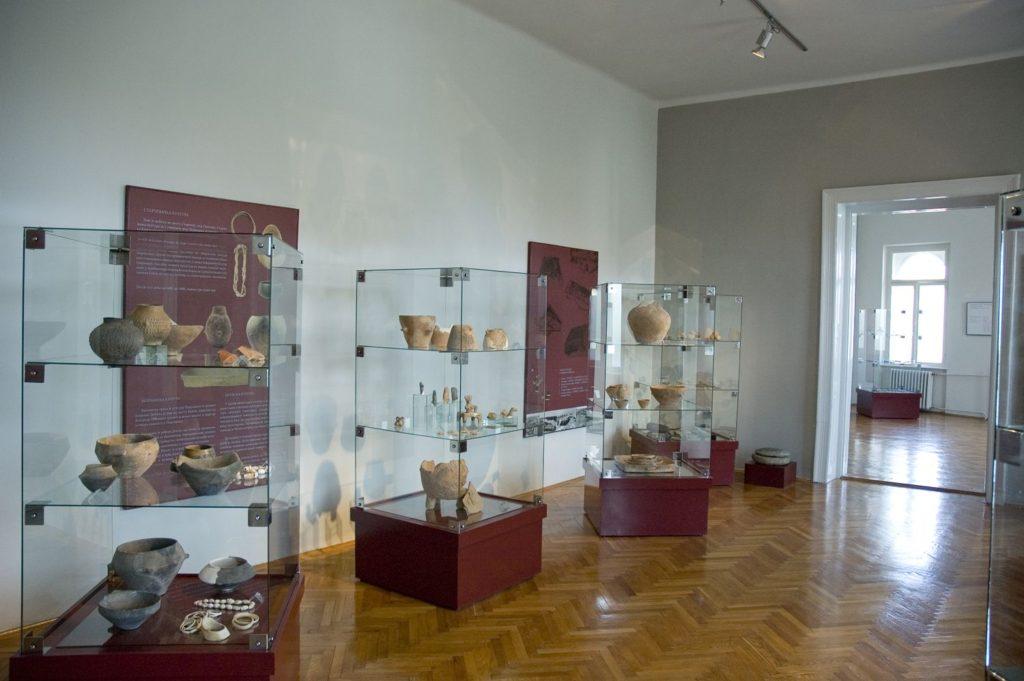 Arheologija u Narodnom muzeju Zrenjanin