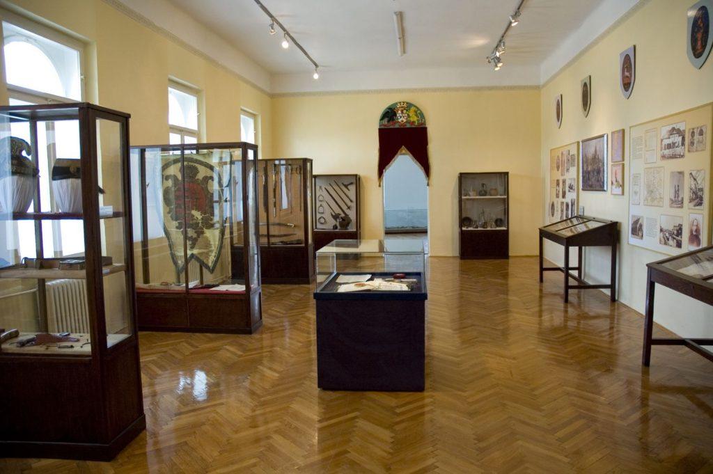 Starija istorija u Narodnom muzeju Zrenjanin